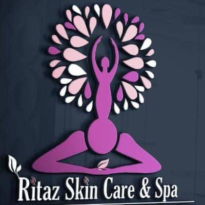Ritaz Skincare Logo
